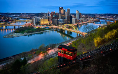 The 10 Most Romantic Spots To Propose In Pittsburgh