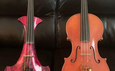 Electric Violin, Acoustic Violin or Strolling Violin ?