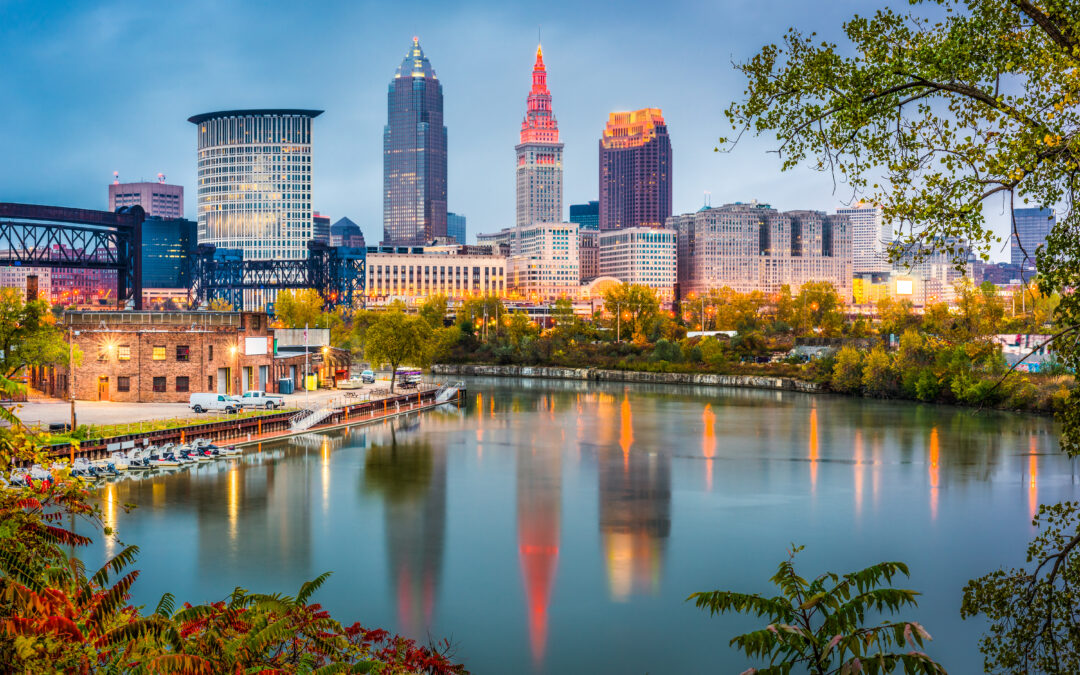 Top 10 Most Romantic Places to Propose in Cleveland